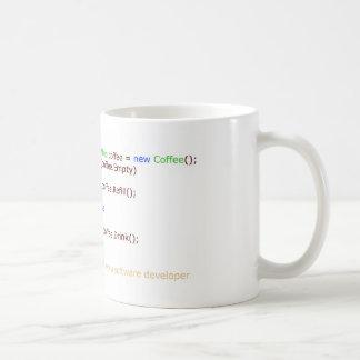 Soy una taza de café del programador