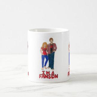 Soy una taza de Fanson