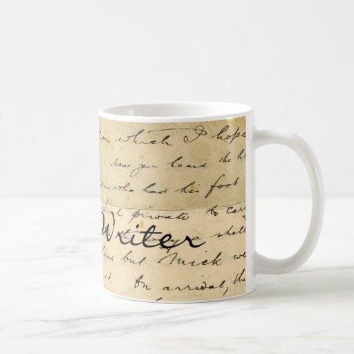 Soy una taza del escritor
