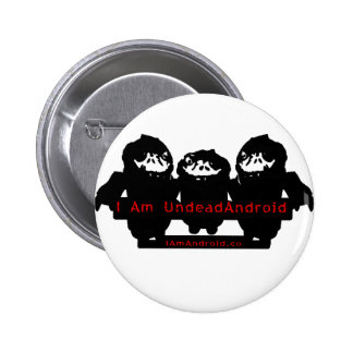 Soy UndeadAndroid Pins