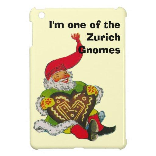Soy uno de los gnomos de Zurich