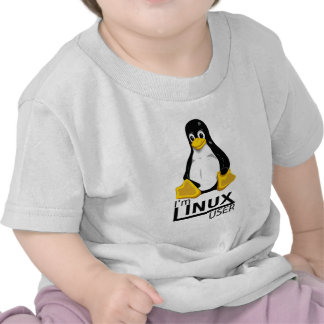 Soy usuario de Linux Camisetas