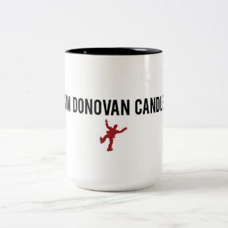 Soy vela de Donovan - taza de café