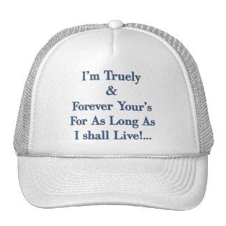Soy verdad su gorras