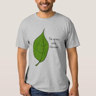 Soy verde con clorofila playera