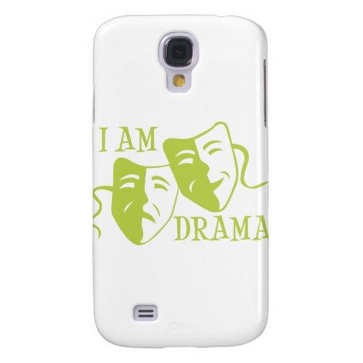 Soy verde lima del drama