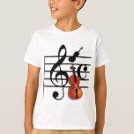 Soy Violin_ Camisas