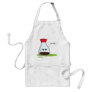 Soy What Adult Apron