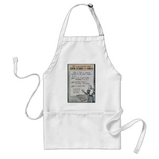 Soya Flour And Girts Aprons