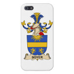 Soyer Family Crest Cases For iPhone 5