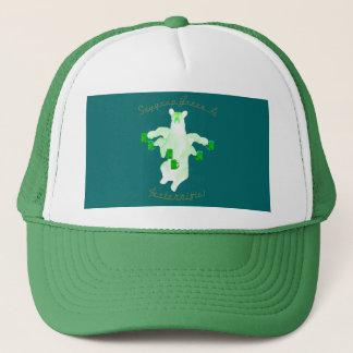 Soygoop Green Is Festerrific! Trucker Hat