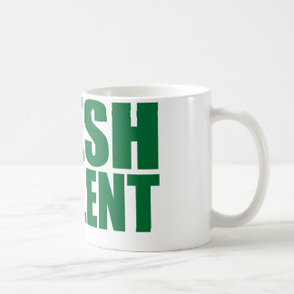 Soylent fresco taza de café