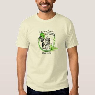 Soylent Green Gasoline Tshirts