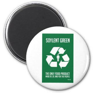 Soylent Green Magnet