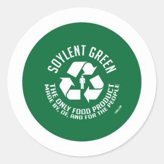 Soylent Green Sticker