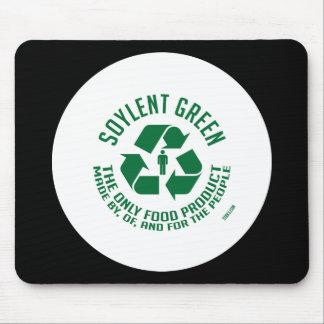 Soylent Mousepad verde Alfombrillas De Raton