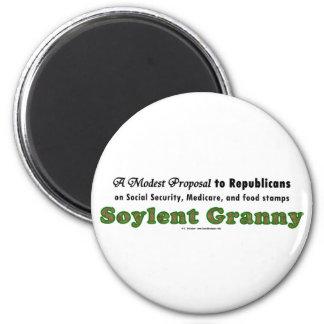 SoylentGranny Magnet