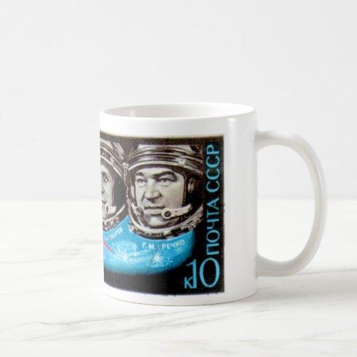 Soyuz 17 coffee mug