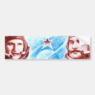 Soyuz 21 pegatina para auto
