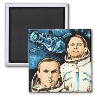 Soyuz 27 magnet