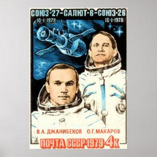 Soyuz 27 impresiones