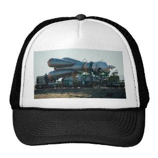 Soyuz al lanzamiento gorro de camionero