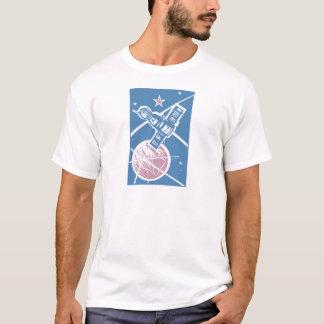 Soyuz over Earth T-Shirt
