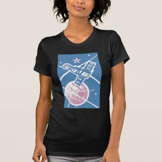 Soyuz over Earth Shirt