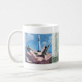 Soyuz Rocket Coffee Mug