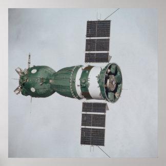 Soyuz Spacecraft (Apollo-Soyuz Test Project) Print