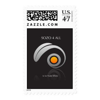 Sozo Postage Stamp - Faith in Christian Healing