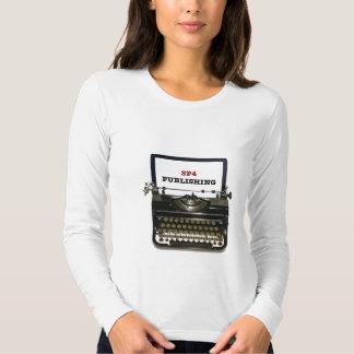 SP4 Publishing Typewriter tee