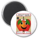 SP de Abigail Apple Iman De Frigorífico