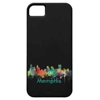 SP DEL HORIZONTE DE MEMPHIS, TENNESSEE - FUNDA PARA iPhone SE/5/5s