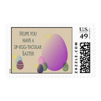 Sp-egg-tacular Easter Postage