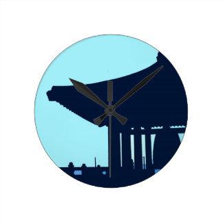 SP Friendship Bell Wall Clock