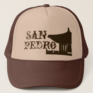 SP Frienship Bell Brown Tan Hat