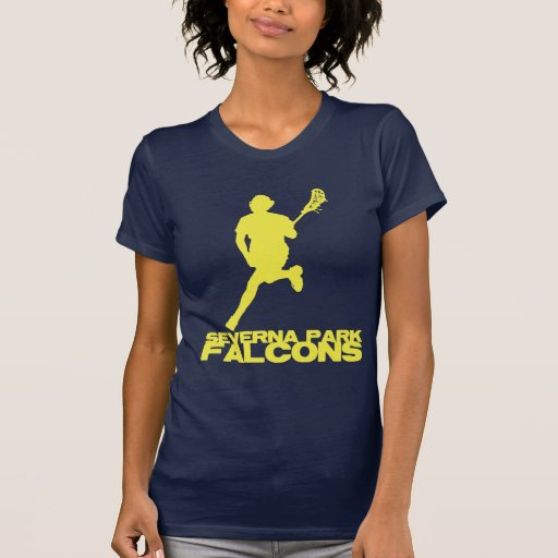 SP Girls Lacrosse T Shirts