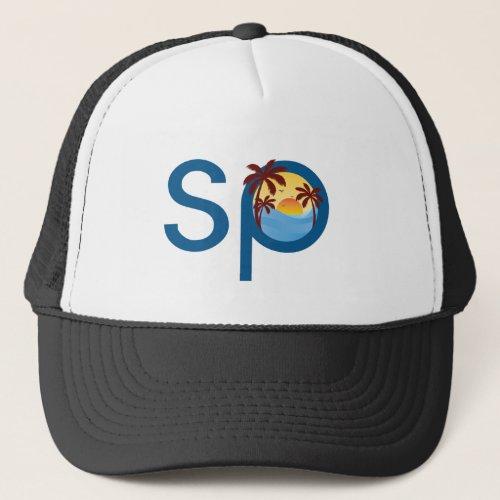 SP St Paul School Tropical Hat