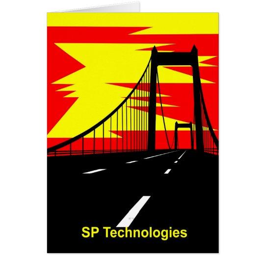 SP Technologies Card