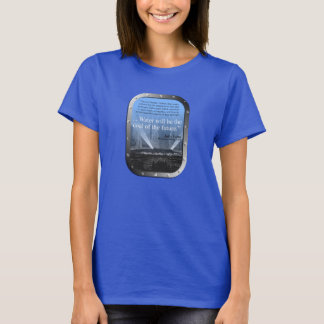 SP Water...coal of the future - T-shirt