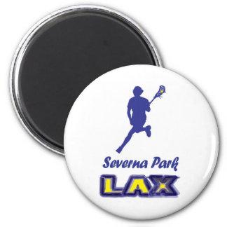 SP Women LAX Magnet