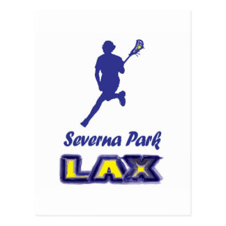 SP Women LAX Postcard