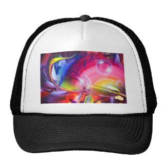 Spa 4 trucker hat