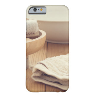 Spa and Retreat Background Barely There iPhone 6 Case