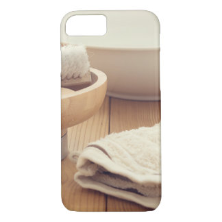 Spa and Retreat Background iPhone 8/7 Case