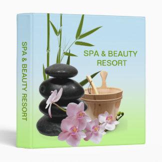 SPA & Beauty Resort Binders