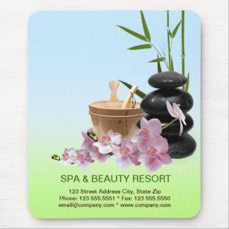 SPA & Beauty Resort Mousepad