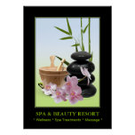 SPA & Beauty Resort Poster