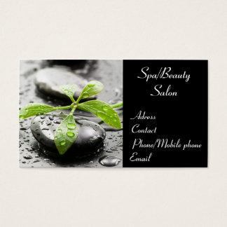 Spa/Beauty Salon Business Card